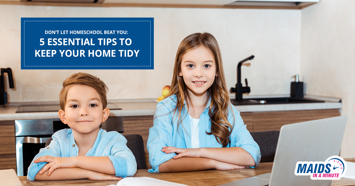 5 Essential Tips to Keep Your Home Tidy