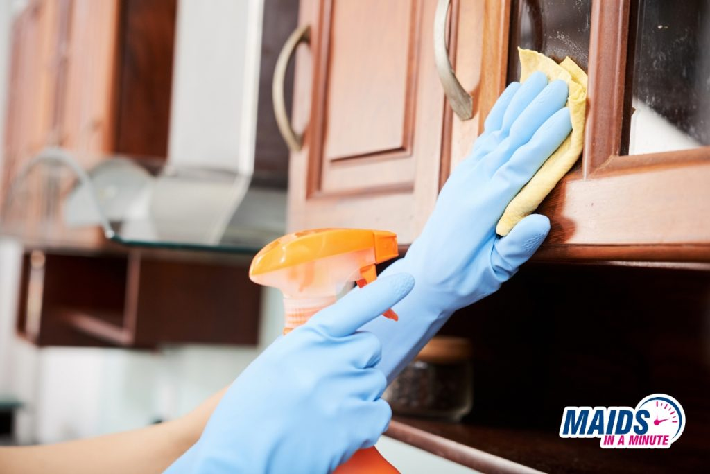 Maids in a minute - The first step choosing a cleaner